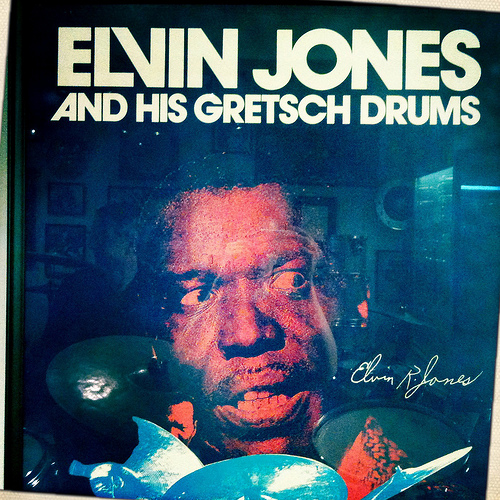 エルビン・ジョーンズ